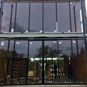 Okna szklane